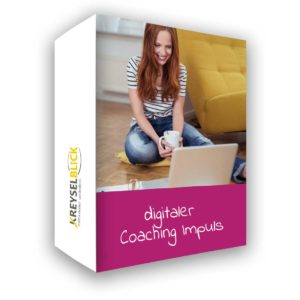 digitaler Coaching Impuls